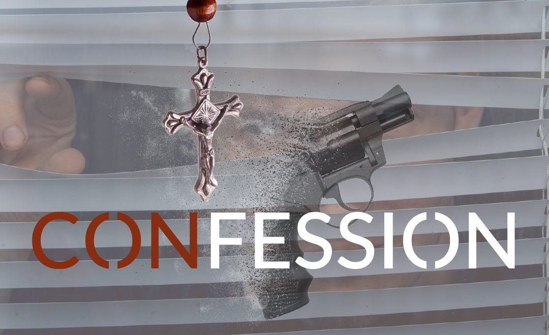 Confession banner