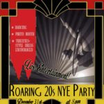 Roaring NYE party