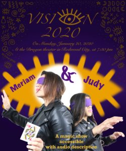 Vision - a magic show