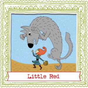 Litte Red Dorktales