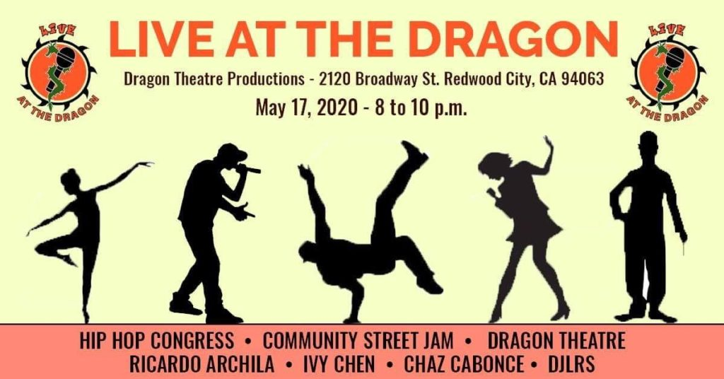 May Live at the Dragon banner