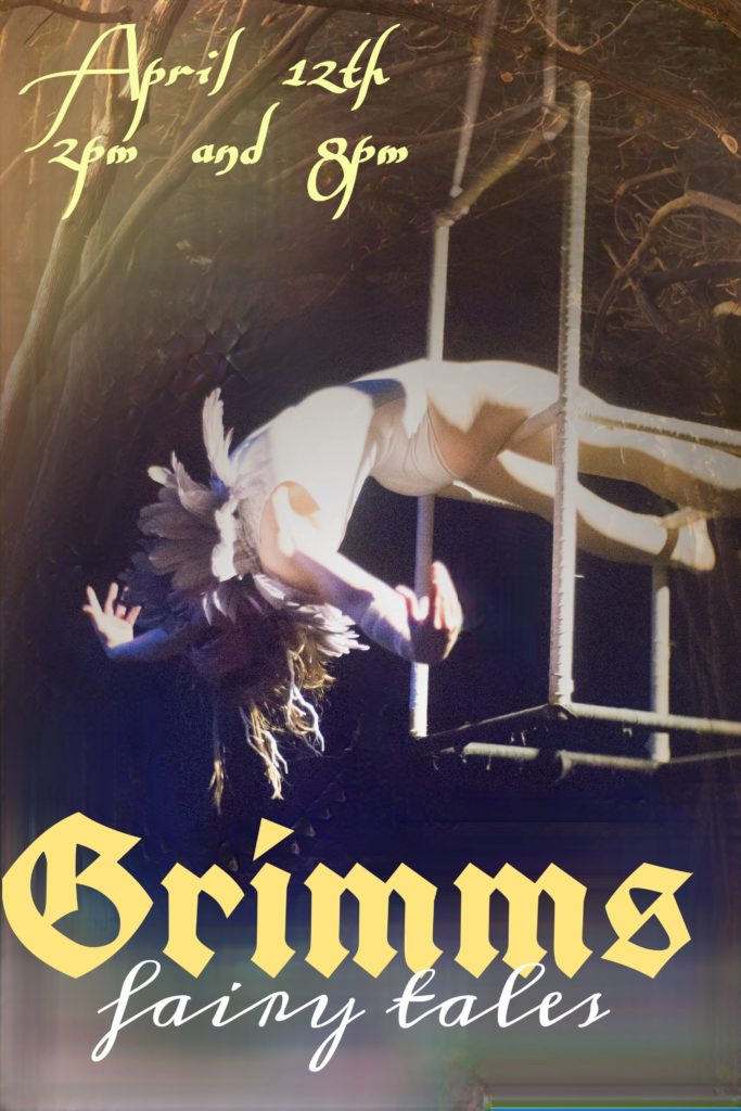 Grimm's Circus poster