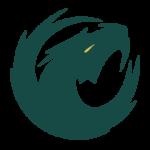 Dragon green logo