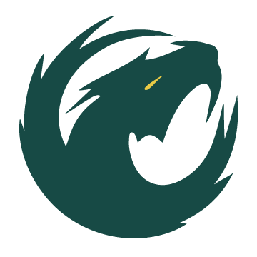 Dragon green logo