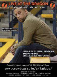 Jamar Hopkins poster