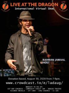 Rahmaan Jamal poster